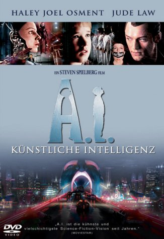 Artificial Intelligence: AI [DVD] [Import]