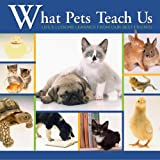 What Pets Teach Us: Life's Lesson Learned from Our Little Friends
