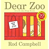 Dear Zoo: A Lift-the-Flap Book (Dear Zoo & Friends), Inglés