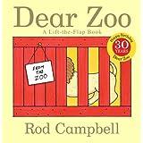 Dear Zoo: A Lift-the-Flap Book (Dear Zoo & Friends) ~ Rod Campbell