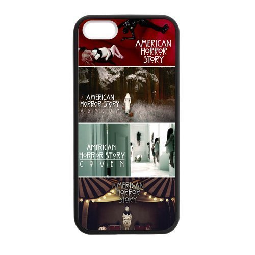 Generic American Horror Story Monster Custom Image Phone Case for iPhone 5C (Bate Hotel compare prices)