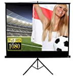 Jago BELESV04 Projector Screen with T...