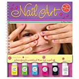 Nail Art Book from Klutz