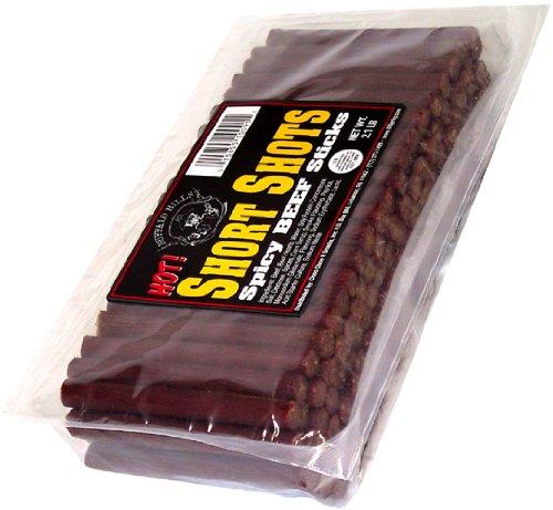 Buffalo Bills Premium Snacks Buffalo Bills 2.1-lb Hot Short Shots (120 hot and spicy 3.75