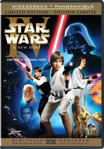 Star Wars IV: A New Hope [DVD] [1977]