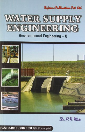 Water Supply Engineering: v. 1