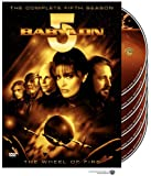 echange, troc Babylon 5: Complete Fifth Season [Import USA Zone 1]
