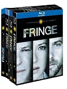 L'intégrale Fringe - Saisons 1 à 4 [Blu-ray]