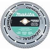 Makita A-94605 5-Inch Turbo Rim Diamond Masonry Blade