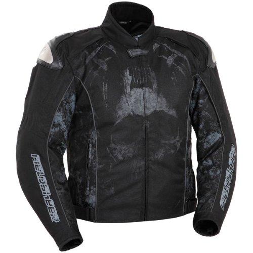 Fieldsheer Skull Riding Jacket 4 Harley Davidson S FREE SHIPPING