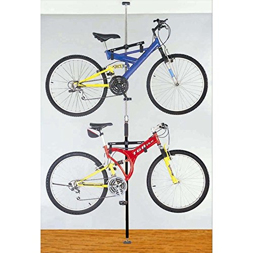 Buy Discount Sparehand Floor-to-Ceiling Multi-Bike Storage System