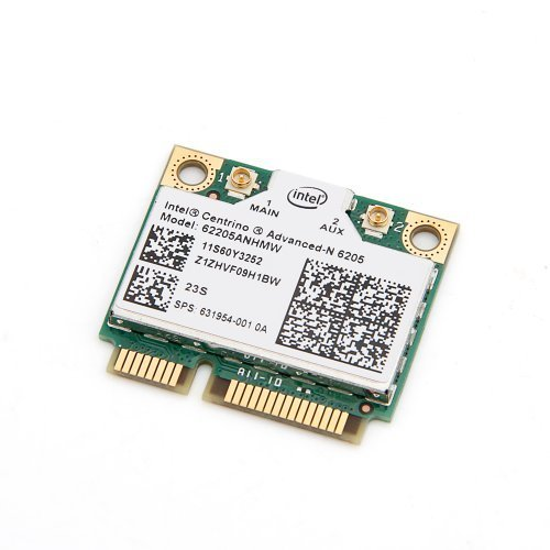 Click to buy Intel 6205 Anhmw 60y3253 Wireless Wifi Card for Lenovo Thinkpad - From only $51.3