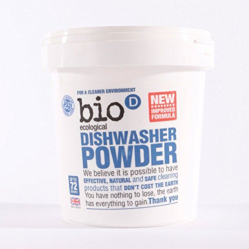 (Pack of 6) Bio-D - Dishwasher Powder 720 g
