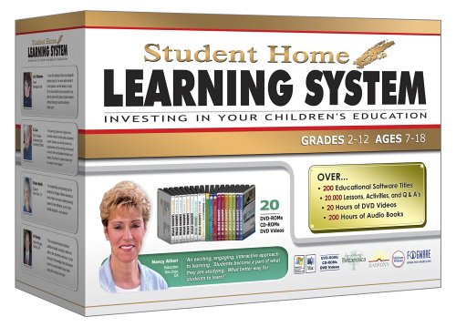 Student Home Learning System (DVD & CD-Rom) (Win/Mac)