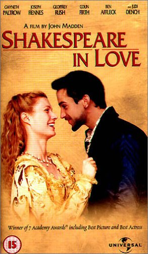 Shakespeare in Love [VHS] [UK Import]