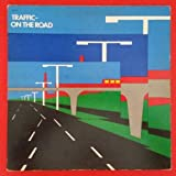 TRAFFIC On The Road LP Vinyl VG++ Cover VG+ GF Pic Sleeve SMAS 9336