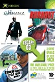 Escape Xbox Charity Pack: Medal of Honor: Frontline, Burnout, Hitman 2