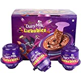 Cadbury Dairy Milk Lickables, 20g (Pack Of 12)