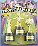 Halloween Costume Party Plastic Trophy Awards