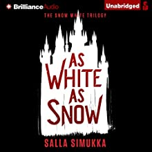 As White as Snow (       UNABRIDGED) by Salla Simukka, Owen F. Witesman (translator) Narrated by Amy McFadden