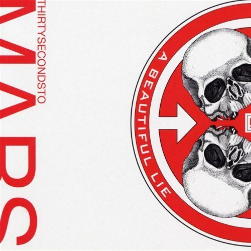A Beautiful Lie by 30 Seconds to Mars (2007) Audio CD