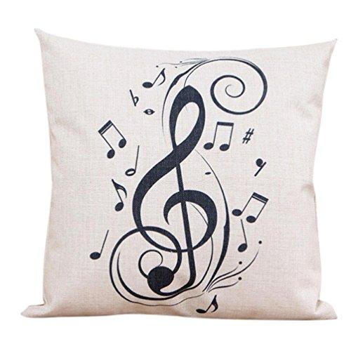 Hatop Pillow Case Sofa Waist Throw Cushion Cover Home Decor (A) (32 X 24 Pillow Insert compare prices)