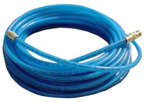 AirPro PUR-38X100-B 3/8-Inch X 100 Foot Polyurethane 250 PSI Air Hose