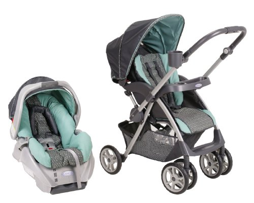 Graco Alano Flip It Travel System, Strata