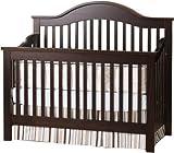 DaVinci Jayden 4-in-1 Convertible Crib with Toddler Rail, White