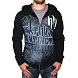 HART & HUNTINGTON Carey Hart Motocross Racing Tattoo Vapor Mens Shirt Hoodie Hoody ~ Hart & Huntington
