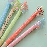 10 Pcs New Creative Auto Ballpoints House Sock Cloth Pen School Stationery 05mm Cute Lovely Different Shape Design Student Stationery Cloth
