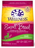 Wellness Complete Health Small Breed Turkey & Oatmeal Natural Dry Dog Food, 12-Pound Bag
