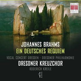 Ein deutsches Requiem, Op. 45: V. Ihr habt nun Traurigkeit