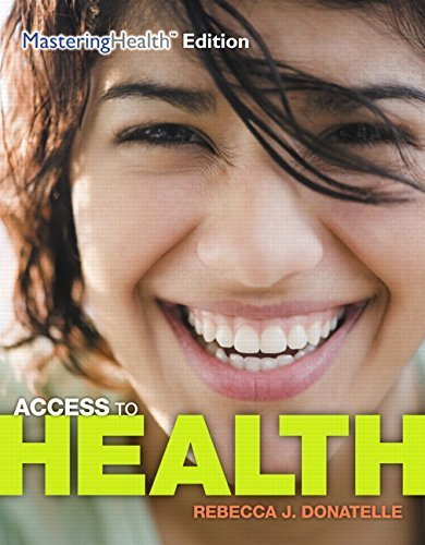Access to Health Plus MasteringHealth with eText -- Access Card Package (14th Edition) by Rebecca J. Donatelle (2015-01-17)