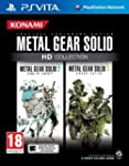 Metal Gear Solid HD Collection (PlayS...