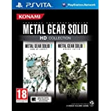 Metal Gear Solid HD Collection (PlayStation Vita)by Konami