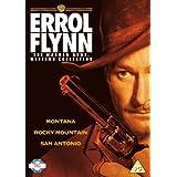 Errol Flynn Westerns Boxset - Montana/San Antonio [Reino Unido] [DVD]