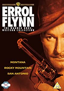 Errol Flynn Western Collection [DVD]