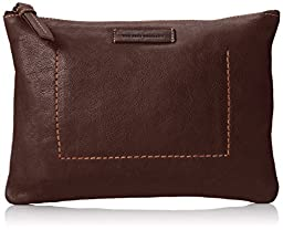 FRYE Artisan Pouch  Handbag,Dark Brown,One Size