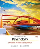 img - for Bundle: Introduction to Psychology: Gateways to Mind and Behavior, 14th + MindTap Psychology, 1 term (6 months) Printed Access Card book / textbook / text book