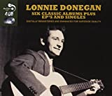 Lonnie Donegan 6 Classic Albums Plus Bonus EPs And Singles [Audio CD] Lonnie Donegan