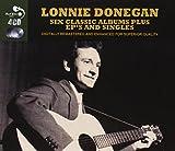 6 Classic Albums Plus Bonus EPs And Singles [Audio CD] Lonnie Donegan Lonnie Donegan