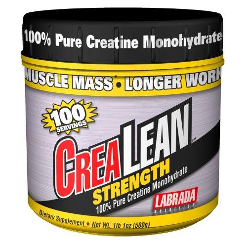 Labrada Bodybuilding Nutrition Creatine Monohydrate, 500-Gra