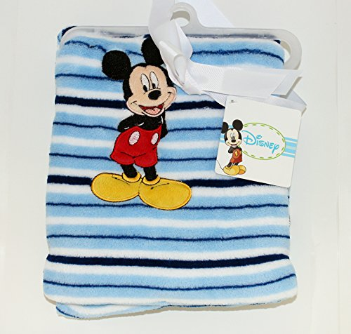Disney Baby Mickey Mouse Infant Blanket - 1