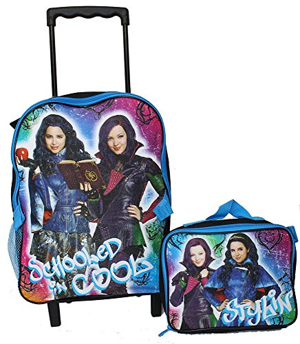 Disney Descendants Dolls Backpacks Jewelry Costumes