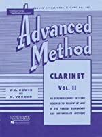 Rubank Advanced Method - Clarinet: 2