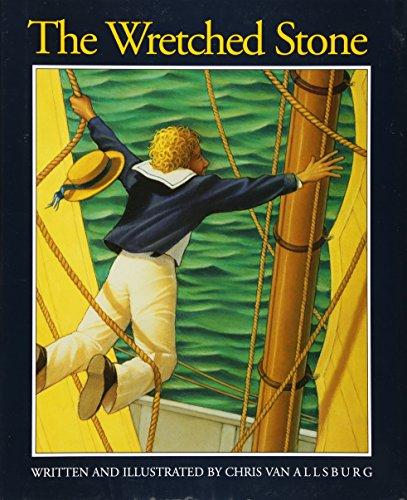 The Wretched Stone, Chris Van Allsburg