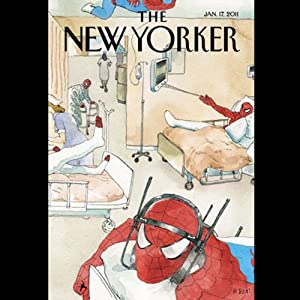 The New Yorker, January 17th 2011 (Jill Lepore, Calvin Tompkins, Amos Oz) Periodical