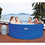 Bestway Lay-Z-Spa Monaco (54113) Portable Inflatable Hot Tub Jacuzzi