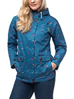 Lighthouse Chaqueta Impermeable Siena (Azul)